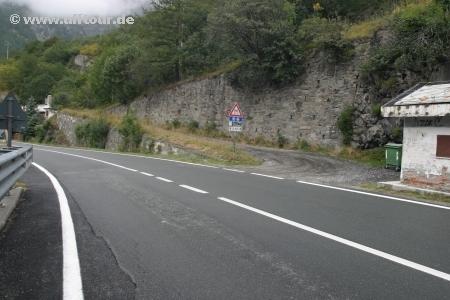 Einstieg Route 4