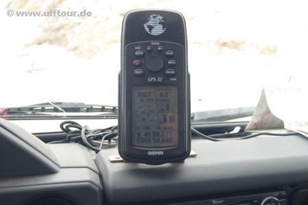 Col de Sommeiller - 3000m über NN