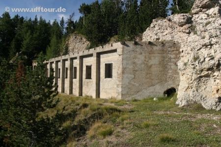Mont Jafferau - Fort