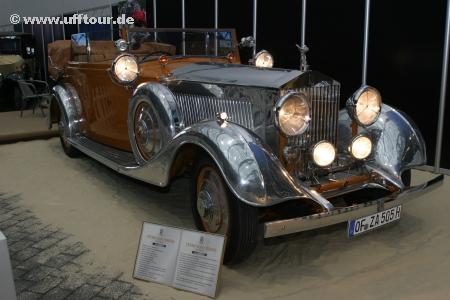 """Rolls Royce """"Stern von Indien"""""""