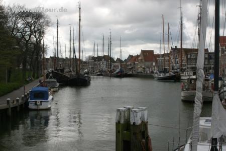 Hoorn - Hafen