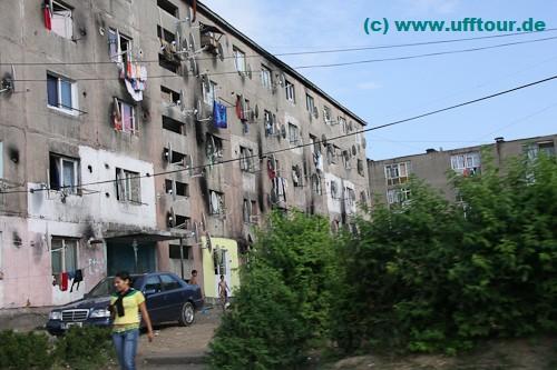 Armut in Baia Mare