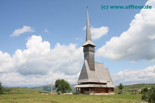 Neugebautes Kloster