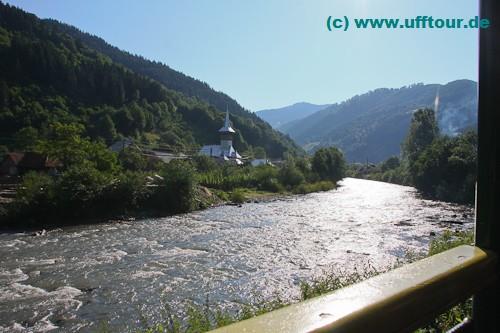 Wassertalbahn -Im Tal der Vaser