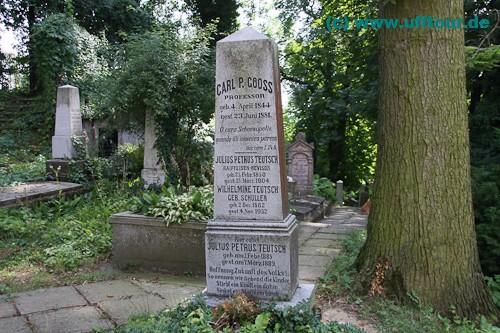 Schässburg - Friedhof