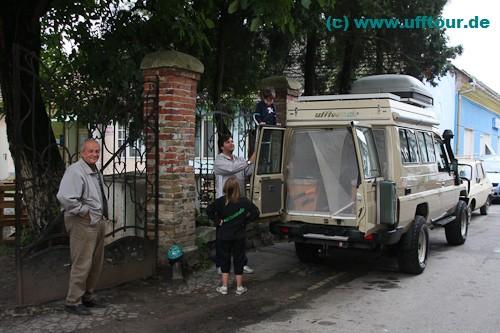 Abschied in Lipova