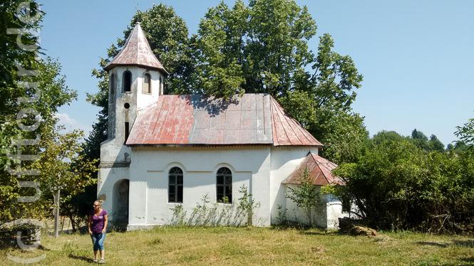Die Kirche von Lindenfeld
