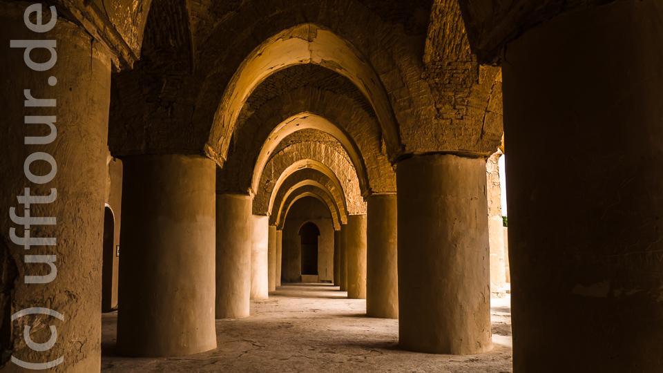 Tarikhaneh-Moschee
