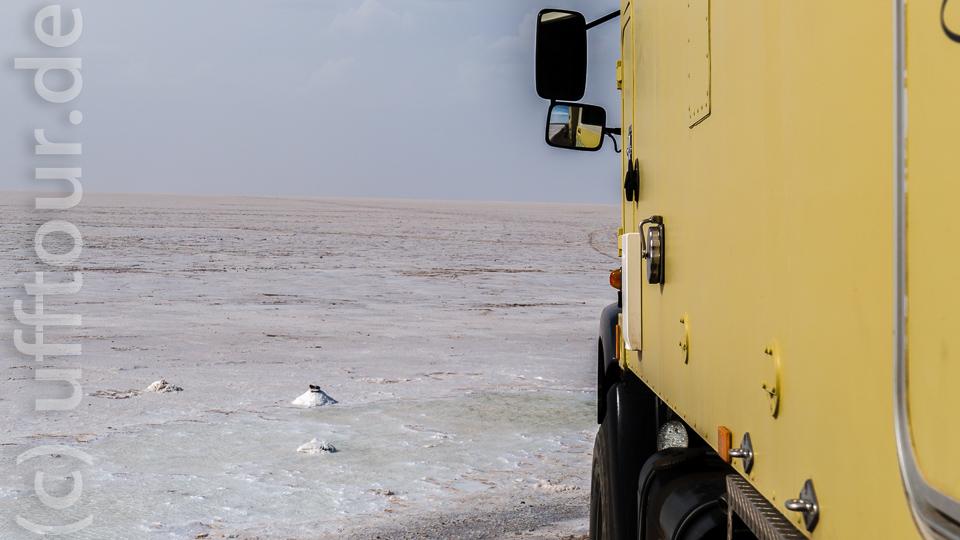 Schneggsche im Salzsee