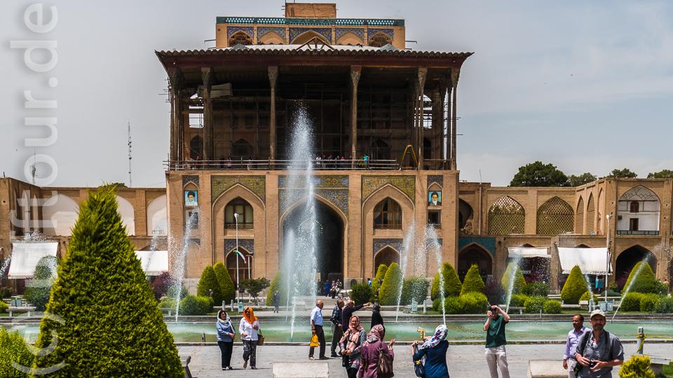 Ali-Qapu-Palast