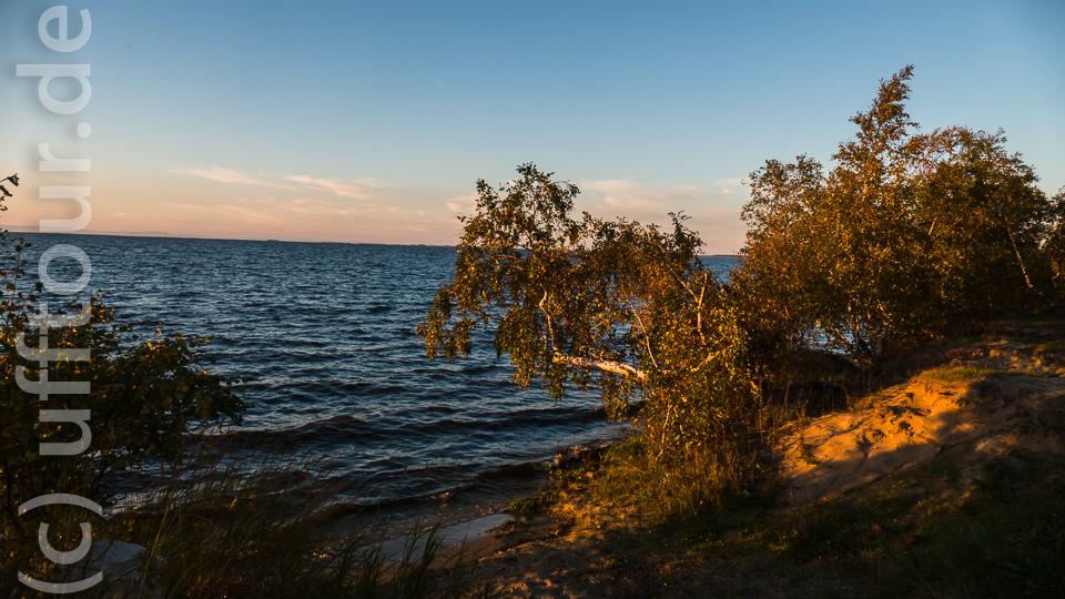 Baikalsee. Irgendwo am Südufer.
